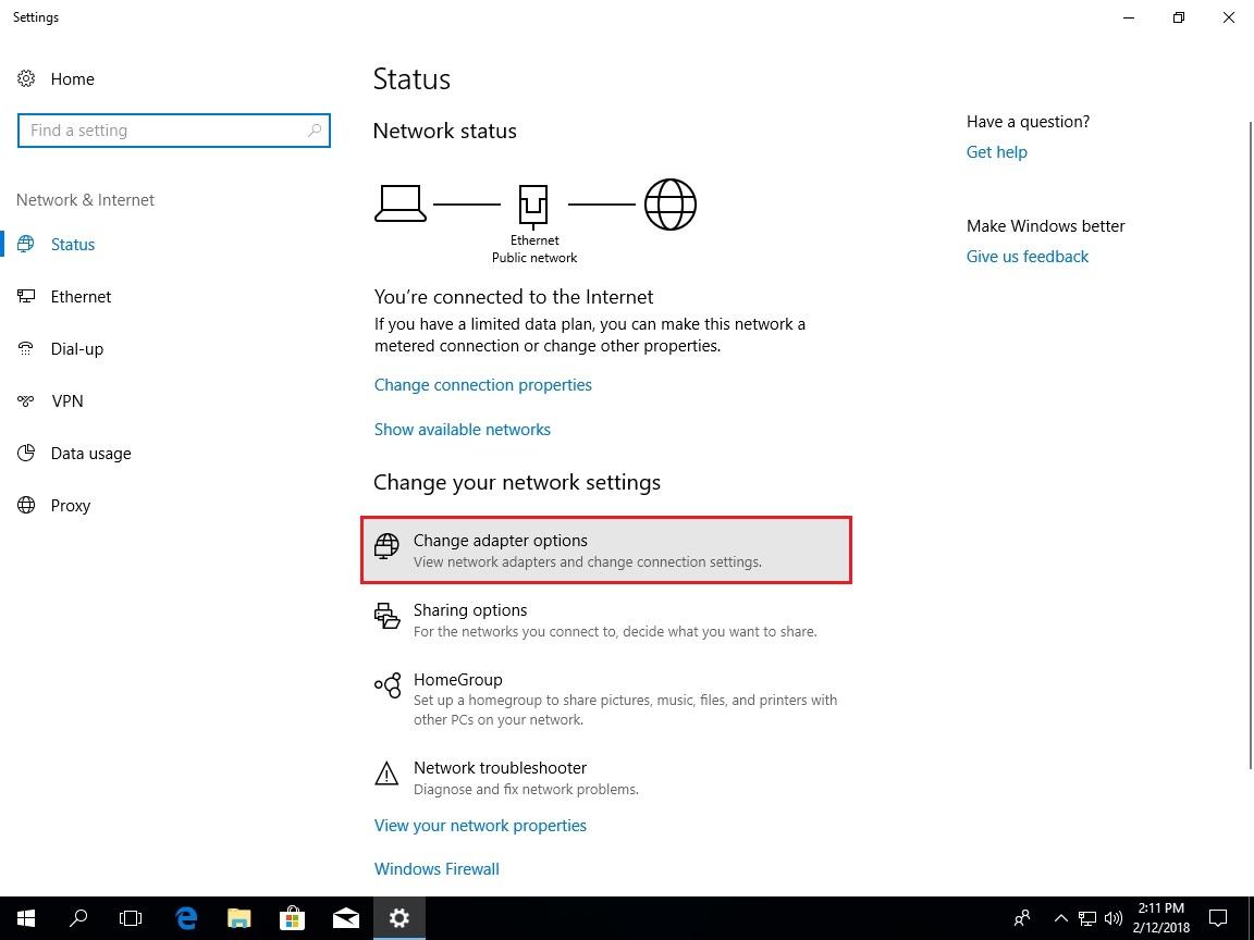 how to get a teredo ip address windows 10