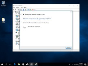 Windows 10 Install Microsoft Webcam step 4