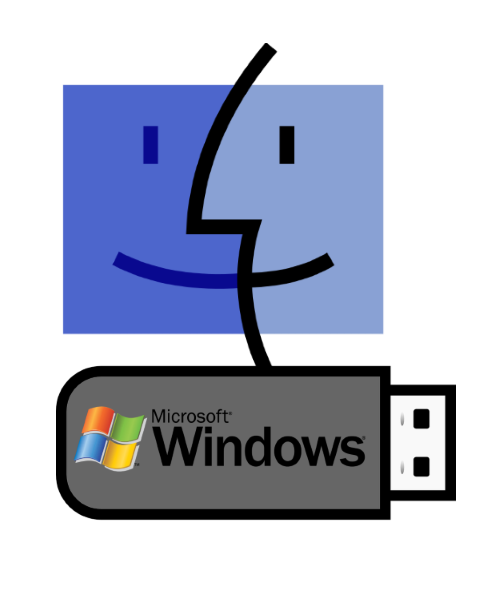 Create Windows 7/8/10 bootable USB drive in macOS with command line